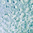 Abstract bubbles in the water - Stock Photo