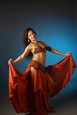 ベリー ダンサー — ストック写真