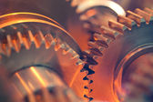 Abstract gears — Stock Photo