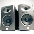 Royalty-Free Stock Photo: Studio audio monitors