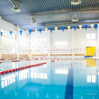 Public swimming pool — Stock Photo #9475710