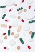 Set of drugs. — Stock Photo