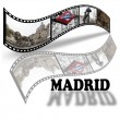 Madrid. — Stock Photo