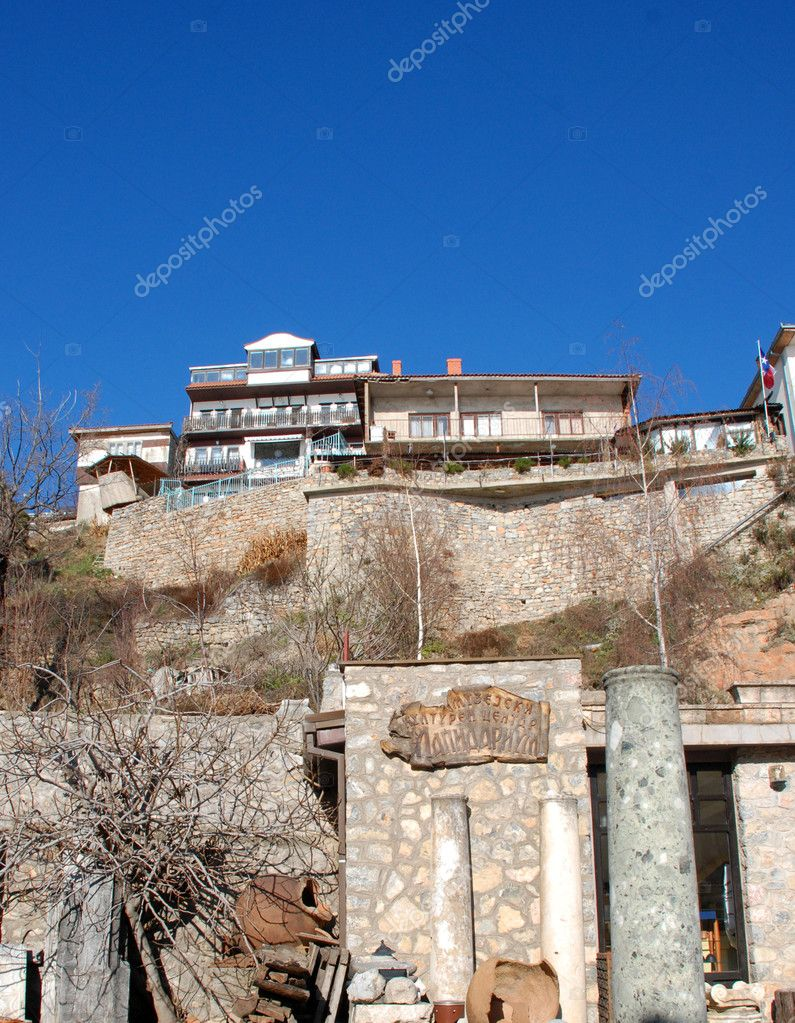 Ohrid,macedonia  Stock Photo #10613124