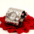 Stockfoto: Fashion wrist watch