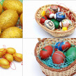 Easter collage — Stock Photo #9846048