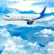 Airplane — Stock Photo #9383923
