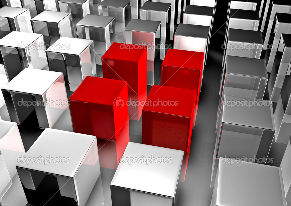 3d abstract background — Stock Photo #9386051