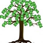 Dollar Tree — Stock Vector