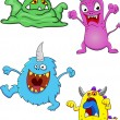 Funny Monster — Stock Vector #8744529