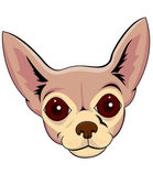 Cihuahua Dog — Vector de stock