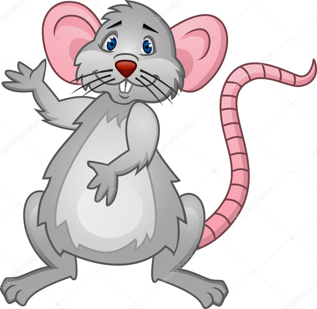 Free Rat Cartoon Clipart