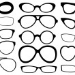 Eyeglasses — Stock Vector #9028721