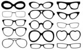Eyeglasses — Stockvektor