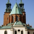Archicathedral Basilica in Gniezno, Poland — Stock Photo #9410676