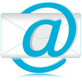 E-mail.vector — Vector de stock