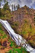 Orfei Waterfall, Bulgaria — Stock Photo