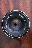Photo Lens — Stock Photo