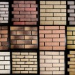 Wall tiles sample - Stock Photo