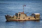 Barco de pesca — Foto de Stock