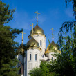 Royalty-Free Stock Photo: Russian orthodox church