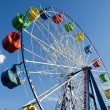 Ferris wheel — Stock Photo #9158255