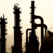 Stock Photo: Oil and gas industry