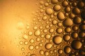 Las gotas de agua resumen — Foto de Stock