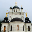 russian church in crimea, ukraine — Stock Photo