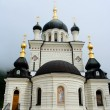 Russian church in Crimea, Ukraine — Stock Photo #9092866