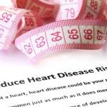 Постер, плакат: Heart disease risk