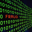 Stock Photo: Web Fraud