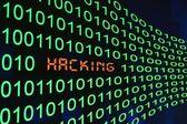 Hacking — Stock Photo