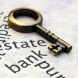 Estate and loan concept — Stock Photo #10600726