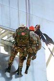 Rescue team — Stock Photo
