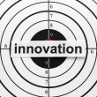 Innovation target — Stock Photo #8080328