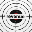Revenue target — Stock Photo #8080575