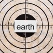 Earth target — Stock Photo #8371663