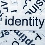 Identity concept — Stock Photo