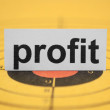 Profit target - Stock Photo