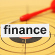 Finance concept — Stock Photo #8926356