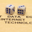 Data internet technology — Stock Photo