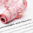 Stock Photo: Overweight and obesity