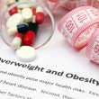Overweight and obesity — Stock Photo #9151727