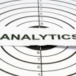 Analytics - Foto Stock