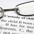péče o dítě — Stock fotografie