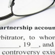 Partnership account — Stock Photo #9399635