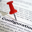 Configuration - Stock Photo
