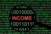 Income — Stock Photo