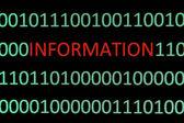 Información — Foto de Stock